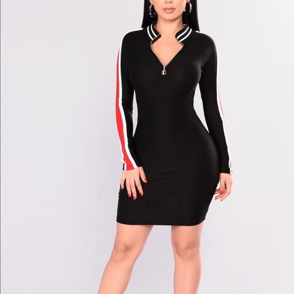 24c5ab1429e61 Fashion Nova Dresses & Skirts - Fashion Nova Shayni Dress